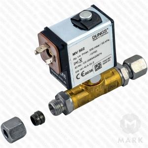 Электромагнитный клапан MV 502 DUNGS цена, купить