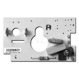 Плата управления арт.222095C DUNGS