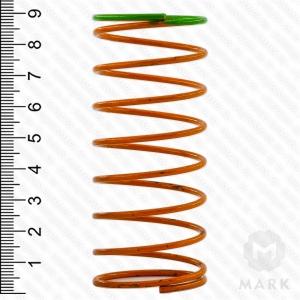 Пружина оранжевая DUNGS FRS 515 5-20 мбар арт.229853