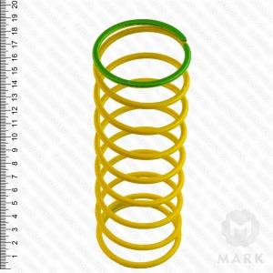 Пружина 6 желтая для DUNGS FRS 5065 30-70 мбар арт.229888