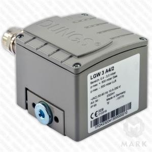 LGW 3 A4/2 M IP65 арт.232041 дифференциальное реле давления DUNGS