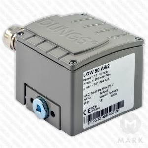 LGW 50 A4/2 M IP65 арт.232048 дифференциальное реле давления DUNGS