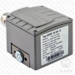 GGW 10 A4/2 IP65M арт.248687 дифференциальное реле давления DUNGS