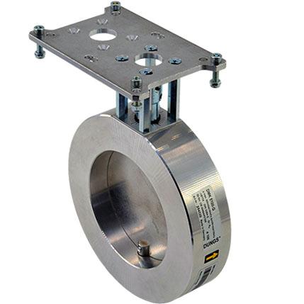Заслонки DMK 5100 - 100 mm DUNGS цена, купить