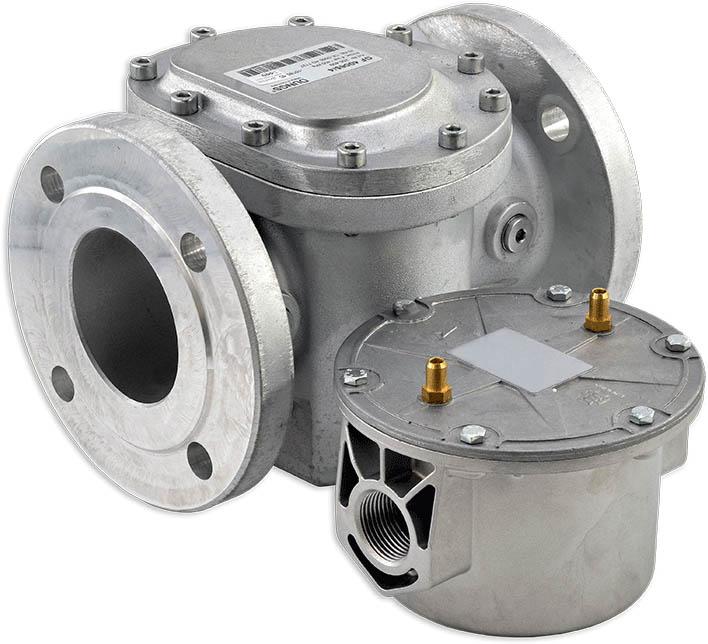 Фильтр газовый GF 40125 DUNGS цена, купить