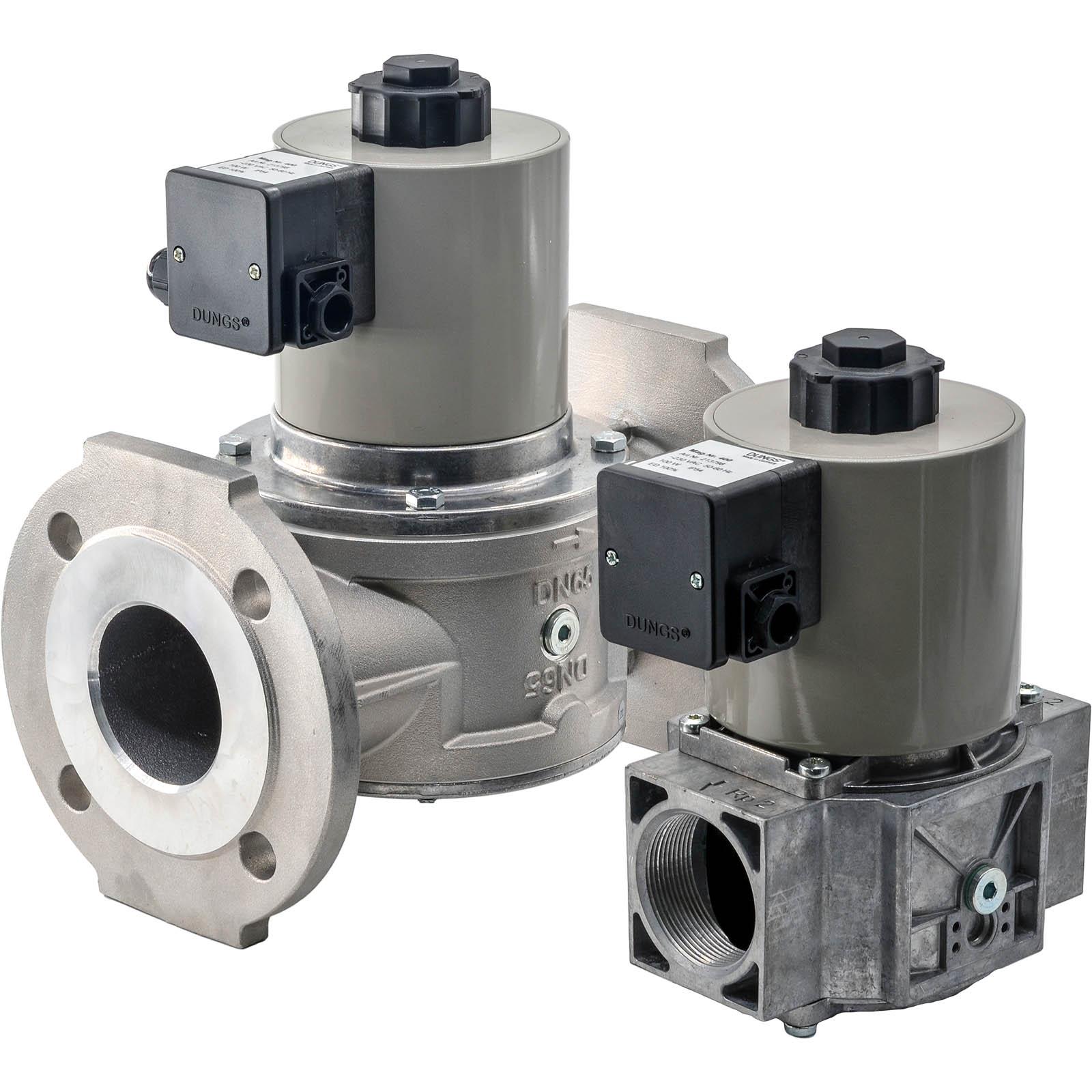 Электромагнитный клапан MVDLE 225/5 DUNGS цена, купить