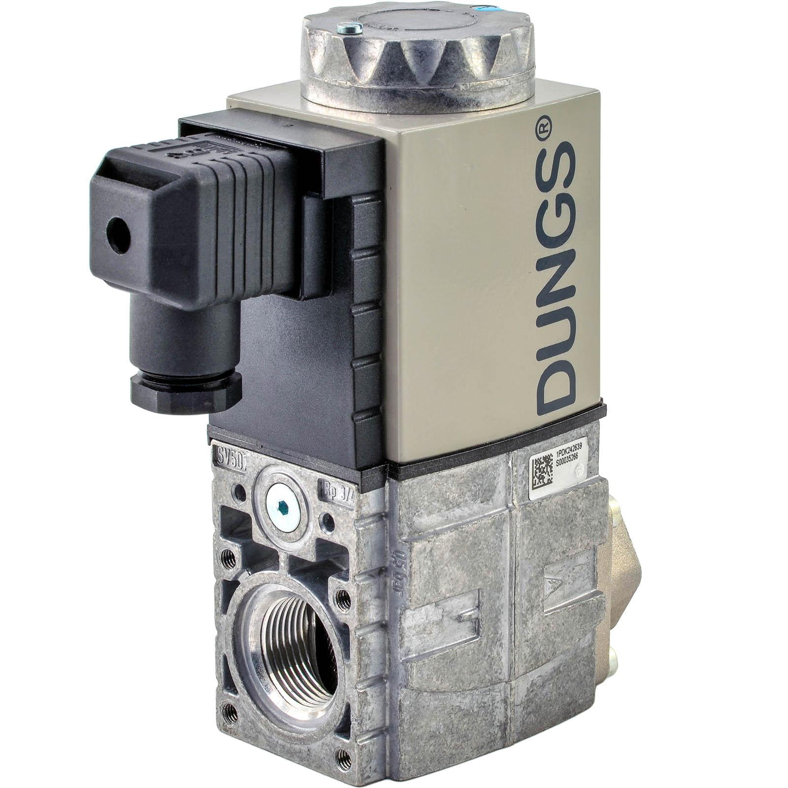 Электромагнитный клапан SV-DLE 515 DUNGS цена, купить