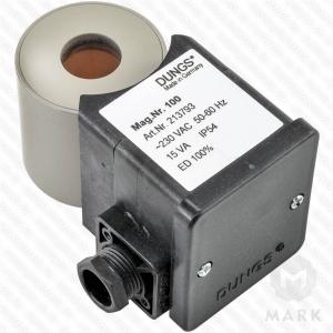 Электромагнитная катушка №100 арт.214206 DUNGS