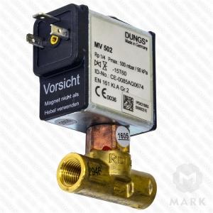 MV 502    арт.218974 Электромагнитный клапан  фирмы DUNGS