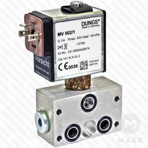 MV 502/1 арт.225432 Электромагнитный клапан  фирмы DUNGS