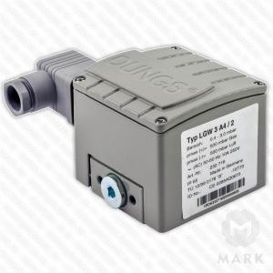 LGW 3 A4/2 G3 IP65 арт.232716 дифференциальное реле давления DUNGS