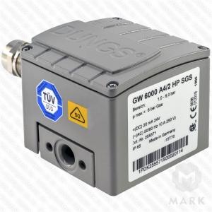 GW 6000 A4/2 HP M SGS арт.255571 датчик реле давления DUNGS