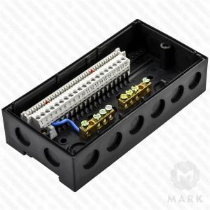 Цоколь (монтажная колодка) для блока контроля герметичности VPM-VC арт.258621 DUNGS