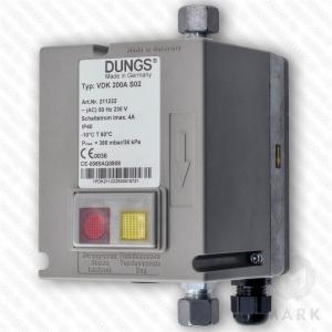 VDK 200 A S02    арт.211222 Блок контроля герметичности  фирмы DUNGS