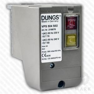 VPS 504 S02    арт.219878 Блок контроля герметичности  фирмы DUNGS