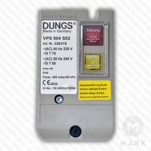 VPS 504 S02    арт.226315 Блок контроля герметичности  фирмы DUNGS