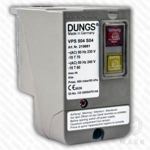 VPS 504 S04    арт.219881 Блок контроля герметичности  фирмы DUNGS